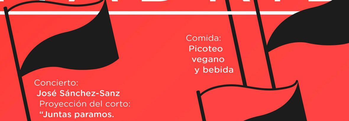 Acto de presentación de CNT Madrid