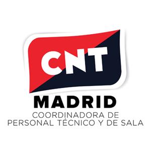 Coordinadora de Personal Técnico y de Sala de CNT Madrid