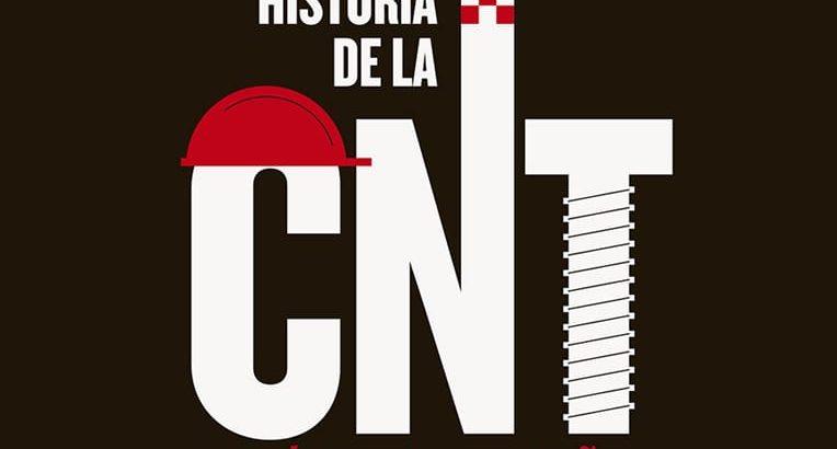 Presentación «Historia de la CNT» de Julián Vadillo